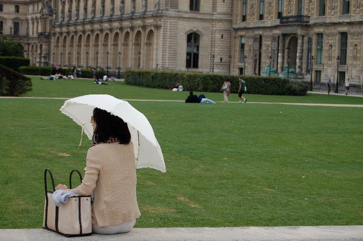 Parisian Umbrella